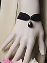 Noir Bracelet à breloques en alliage de Gothic Lolita femmes de cru (1 PC)