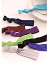 클래식 한 여성스러운 스타일의 매듭 팔찌 탄성 끈