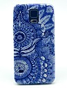For Samsung Galaxy Case Pattern Case Back Cover Case Mandala PC Samsung S5