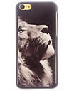 아이폰 5C에 대한 사자 모양의 알루미늄 하드 케이스