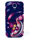 Pink Cat Pattern Hard Case Cover for Samsung Galaxy S4 I9500
