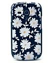 Pour Samsung Galaxy Coque Motif Coque Coque Arrière Coque Fleur Polycarbonate pour Samsung S3 Mini