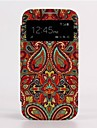 Auto Sleep/Wake Up Special Design Skylight Design Leather Full Body Case for Samsung Galaxy S4 I9500