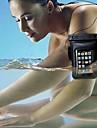 Универсальный водонепроницаемый мешок повязка чехол + Clear LCD Protector + наушники аудио кабель для Iphone 6