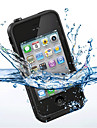 Perfect Designed All-around Waterproof Hard Full Body Case for iPhone 4/4S (Assorted Colors)