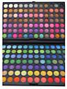 168 Палитра теней Матовое стекло / Отблеск Палитра теней порошок Большой Макияж для вечеринки