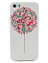 Pour Coque iPhone 5 Motif Coque Coque Arriere Coque Ballon Dur Polycarbonate pour iPhone SE/5s/5