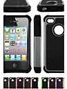 Custodia Per iPhone 4/4S Apple Integrale Morbido Silicone per iPhone 4s/4