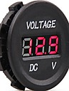 DC 12V-24V Car Digital LED Voltage Electric Volt Meter Monitor Indicator Tester