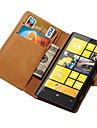 caso genuíno carteira de couro para Nokia Lumia 920 está com cartão de crédito titular nova chegada