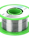 wlxy wl-0410 0,4 milimetros rolo de solda de estanho - prata