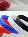Lureme® - ID браслеты - Браслеты - # - Силикон - Повседневные/Спорт