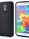 Capinha Para Samsung Galaxy Samsung Galaxy Capinhas Antichoque Capa Traseira Armadura PC para S5