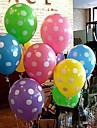10pcs Latex Balloon Novelty