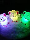 코끼리 rotocast 밤 빛 색상 변경