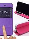 TPU New Smart Luxury Flip Leather Cover for iPhone 6/6S  (Assorted Colors)