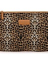 """10.1"""" Canvas Leopard Laptop Cover Sleeves Shakeproof Case for SAMSUNG or iPad"""
