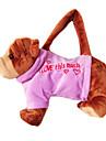 Stuffed Toys Cachorros Desenho Brinquedos Originais Meninos / Meninas Tecido