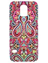 Mysterious Transparent Pattern PC Hard Case for Samsung Galaxy S5 Mini G800