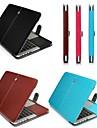 """coosbo® negócio coldre inteligente pu couro macio manga tampa do caso para 13 """"15"""" MacBook Pro (cores sortidas)"""