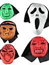 fete costumee masque d\'Halloween (couleur aleatoire)