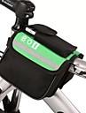 BOI® 자전거 가방 8L자전거 프레임 백 방수 반사 스트립 싸이클 가방 폴리에스터 싸이클 백 사이클링 15*11.5*12