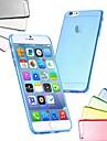 TPU mince étui souple ultra-mince pour iPhone 6 plus (couleurs assorties)