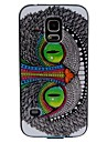 Big Mouth Cat Pattern Back Case Cover for Samsung Galaxy S5 Mini G800