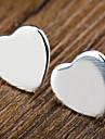 Silver Earring Fashion Jewelry Hoop Earrings