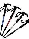 демпфирующие 4 секции алюминий высокого качества прямо ручка альпеншток