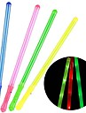Color Light Emitting Fluorescence Stick(Colors Random)