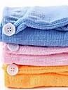 Čerstvý styl Koupací ručník, Jednobarevné Vynikající kvalita 100% mikrovlákno Polyester Osuška