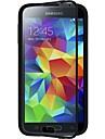 vue tactile modèle TPU cas complète du corps pour i9600 (couleurs assorties) de Samsung