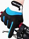 WEST BIKING® Sports Gloves Men\'s / Unisex Cycling Gloves Spring / Summer / Autumn/Fall / Winter Bike GlovesKeep Warm / Anti-skidding /