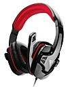 luphie® récent me333 casque avec microphone basses puissantes sur-oreille modèle commun salut-fi casque pour tous
