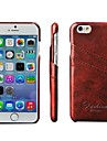 Vintage Fashion PU Leather Case Cover with Card Holders for iPhone 6 Plus (Assorted Colors)