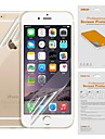 ENKAY Clear HD Front and Back Protective PET Screen Protector for iPhone 6S/6