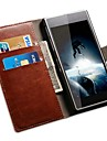Retro Crazy Horse PU Leather Full Body Case  for Sony Xperia Z1 L39h  (Assorted Colors)