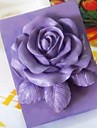 Mold Flower For Pie For Cookie For Cake Silicon Rubber Eco-friendly High Quality 3D