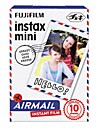 Fujifilm Instax мини мгновенных цветной фильм - воздушная почта