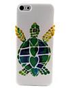 padrão tartaruga TPU macio para iphone 5c