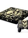 B-SKIN Сумки, чехлы и накладки Назначение Sony PS4 Оригинальные Сумки, чехлы и накладки ПВХ Ед. изм