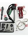 ESDY Self Help SOS Tool Kit Outdoor Equipment Emergency Gear Tools Box