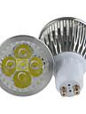 180-210lm GU10 LED Spotlight MR16 5 LED Beads High Power LED Warm White / Cold White 85-265V