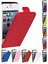 Case For iPhone 4/4S Apple Full Body Cases Hard PU Leather for iPhone 4s/4