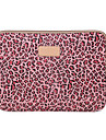 "Sleeve for Macbook 13"" Macbook Air 11""/13"" Macbook Pro 13"" MacBook Pro 13"" with Retina display Leopard Print Canvas Material Shakeproof"