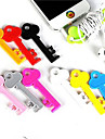 Multifunction Candy-colored Key Shape Bobbin Winders and Phone holder