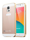 Case For Samsung Galaxy Samsung Galaxy Case Other Back Cover Solid Color PC for S5
