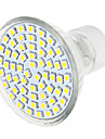 YWXLIGHT® 570 lm GU10 LED Spotlight 1 leds SMD 3528 Warm White Natural White AC 220-240V