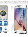 ультра тонкий HD ясно взрывозащищенные закаленное стекло экрана протектор для Samsung Galaxy s6 g9200 (2шт)